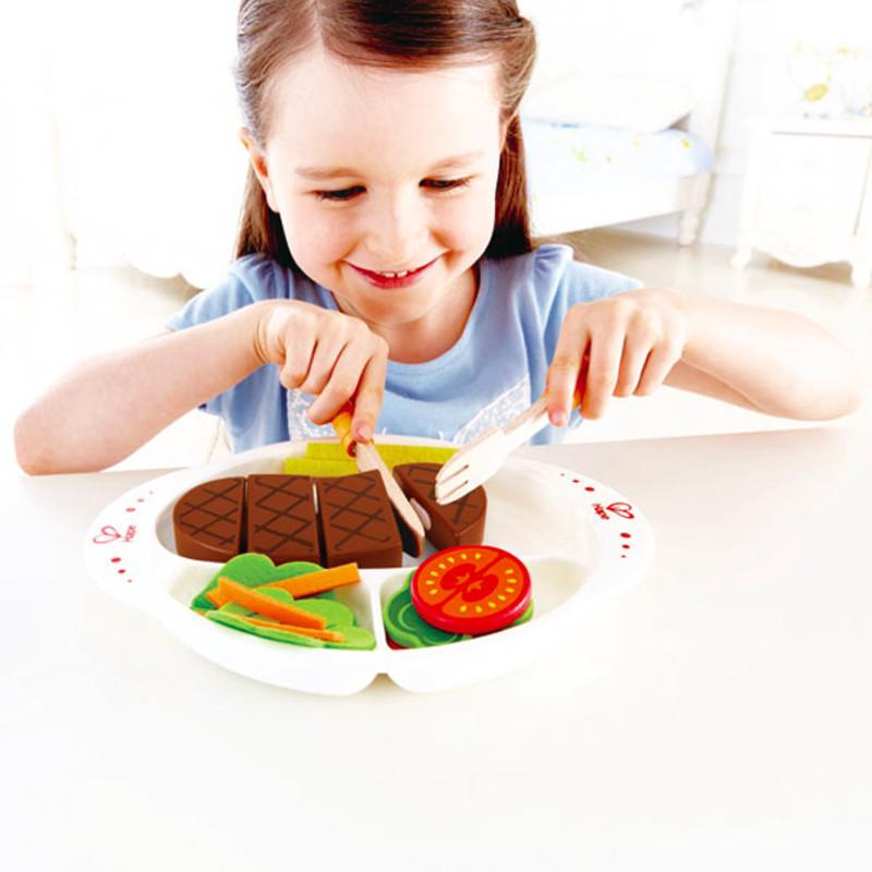 hape hearty cooked meal set