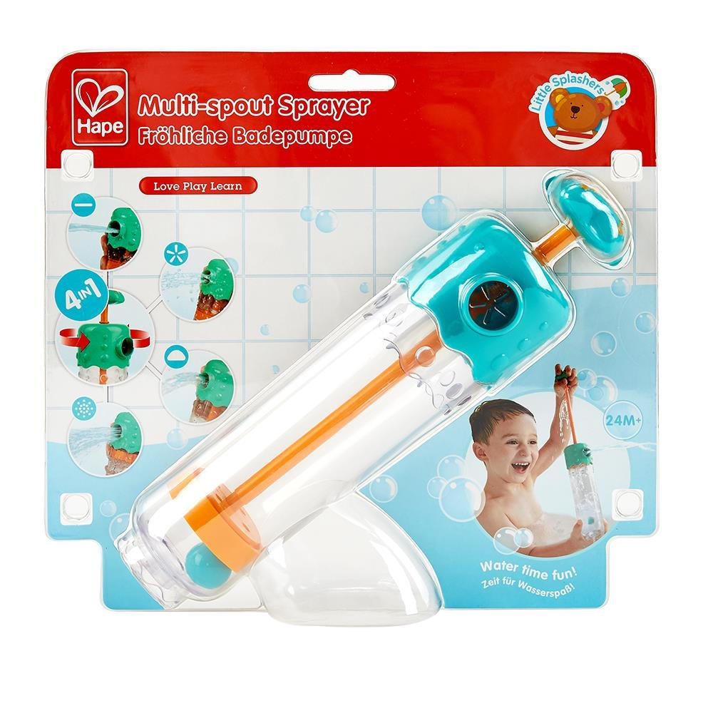 hape multi spout sprayer bath toy