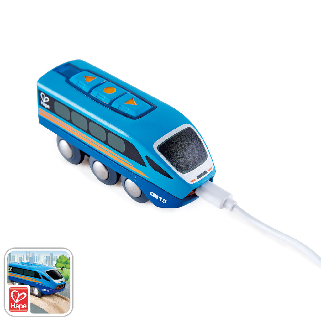 hape remote control train engine