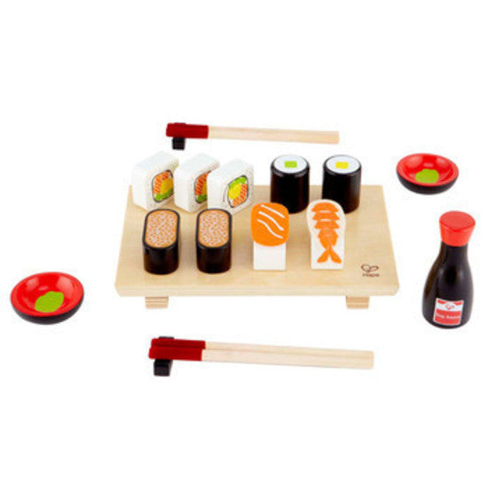 hape play food sushi set