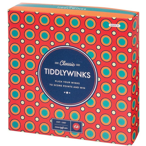 classic tiddlywinks