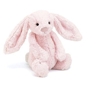 jellycat bashful bunny in pink