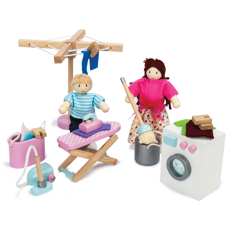 le toy van daisylane laundry set