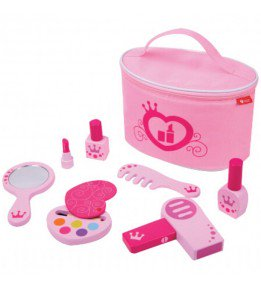 role play make up toy set