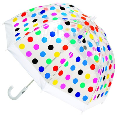 child buzz umbrella multi spots