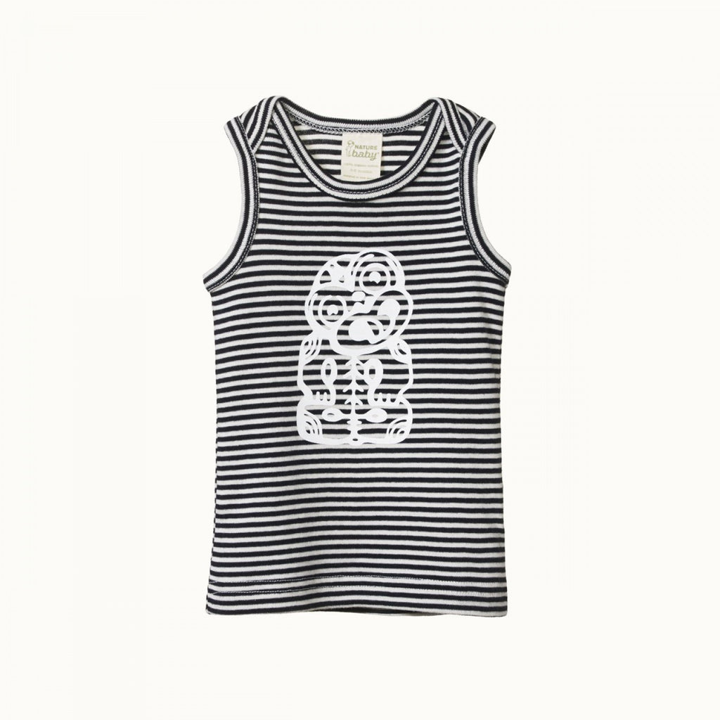 nature bABY HEY TIKI SINGLET