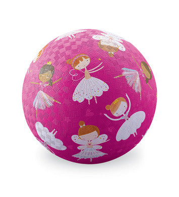"crocodile creek 5"" playground ball ballerina"
