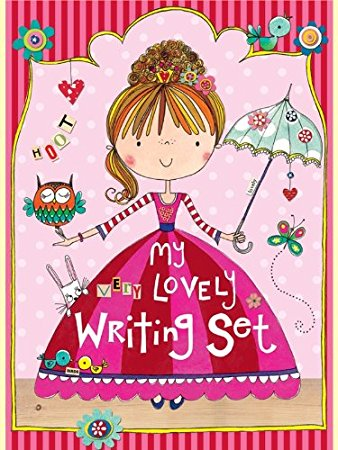 rachel ellen my lovely writing set