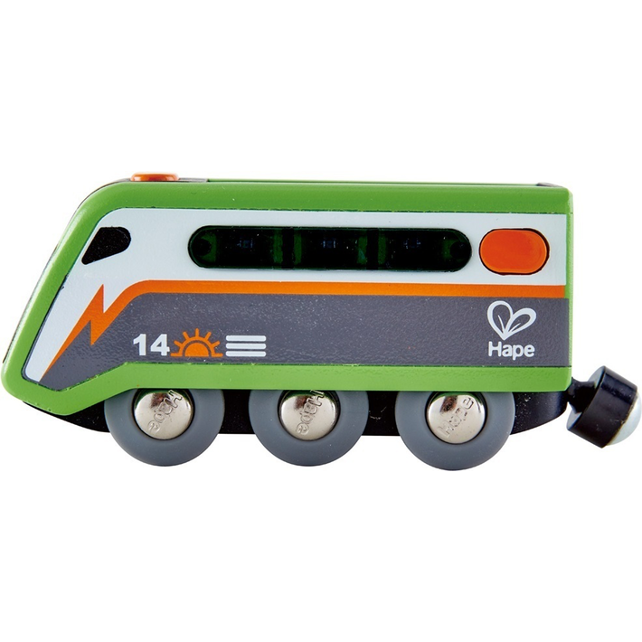 hape solar powered train