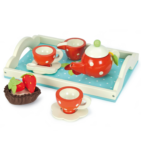 le toy van honey bake tea set