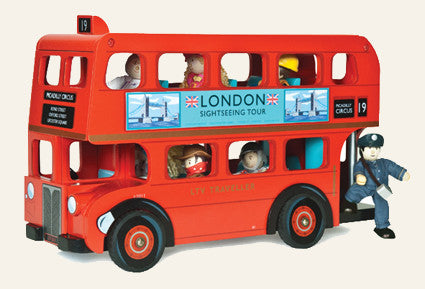 Le Toy Van London Bus & Driver