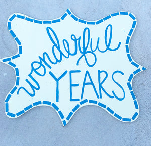 Wonderful Years