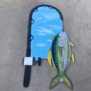 Fish and Rod