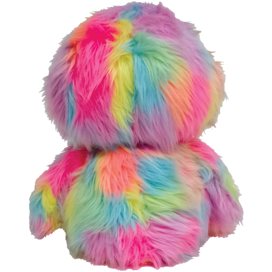 Tie Dye Sloth Pillow