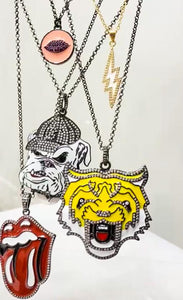 Go Dawgs Necklace