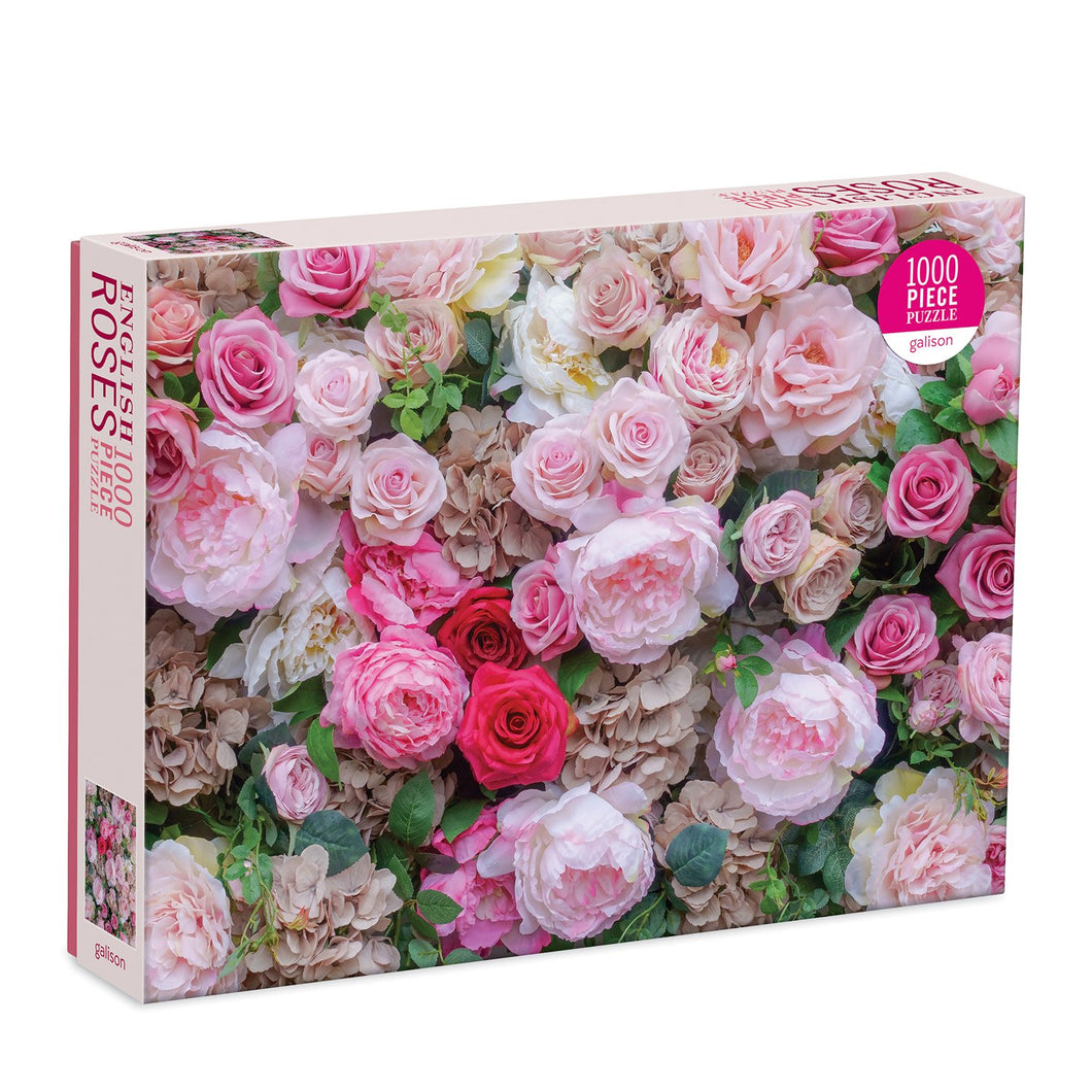 English Roses Puzzle