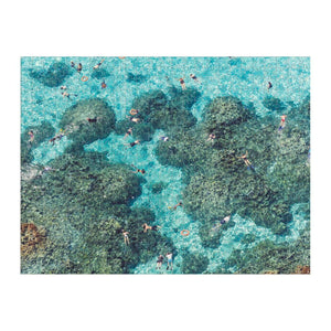 Gray Malin The Beach Double-Sided Puzzle
