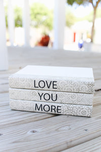 Book Set -  Love You More