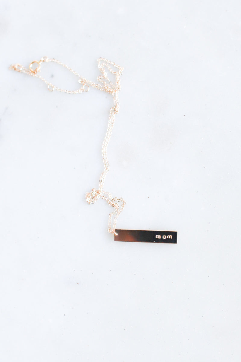 Able Citadel MOM Necklace