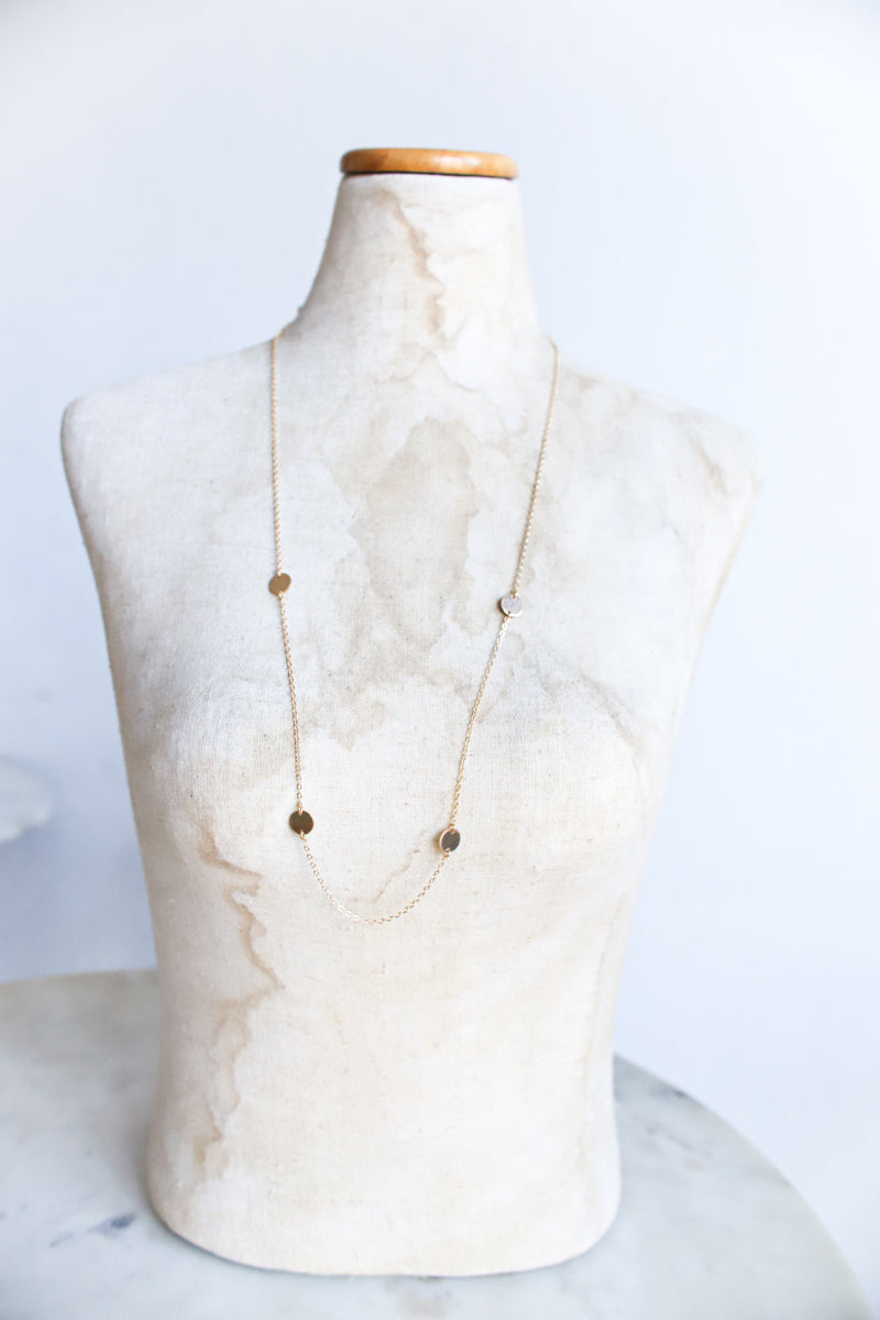 Able Grande Halcyon Necklace - Gold