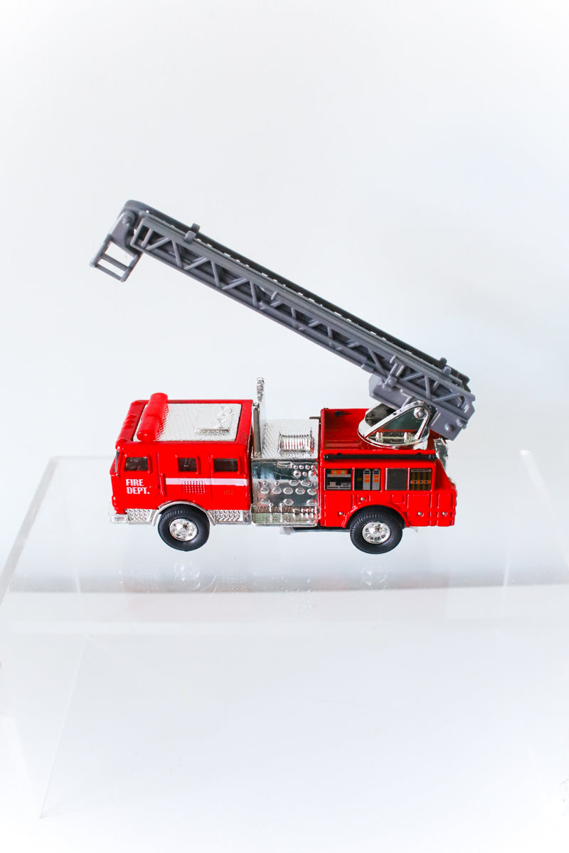 Die Cast Fire Engine