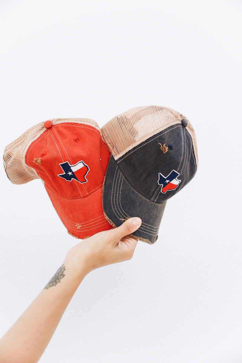 Texas Cap - (2 colors)
