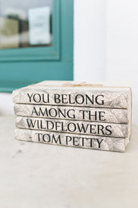 Book Set - Tom Petty