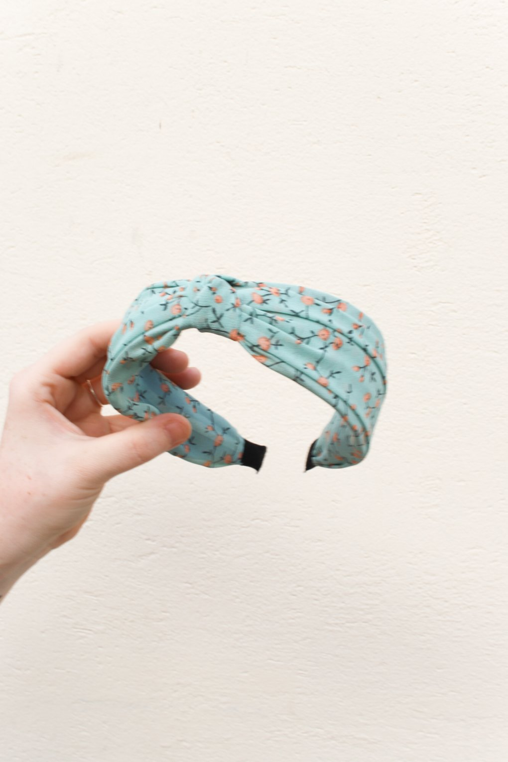 Headbands of Hope Vintage Floral Headband - Blue