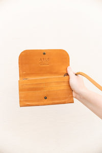 Able Mare Phone Wallet - (2 Colors)