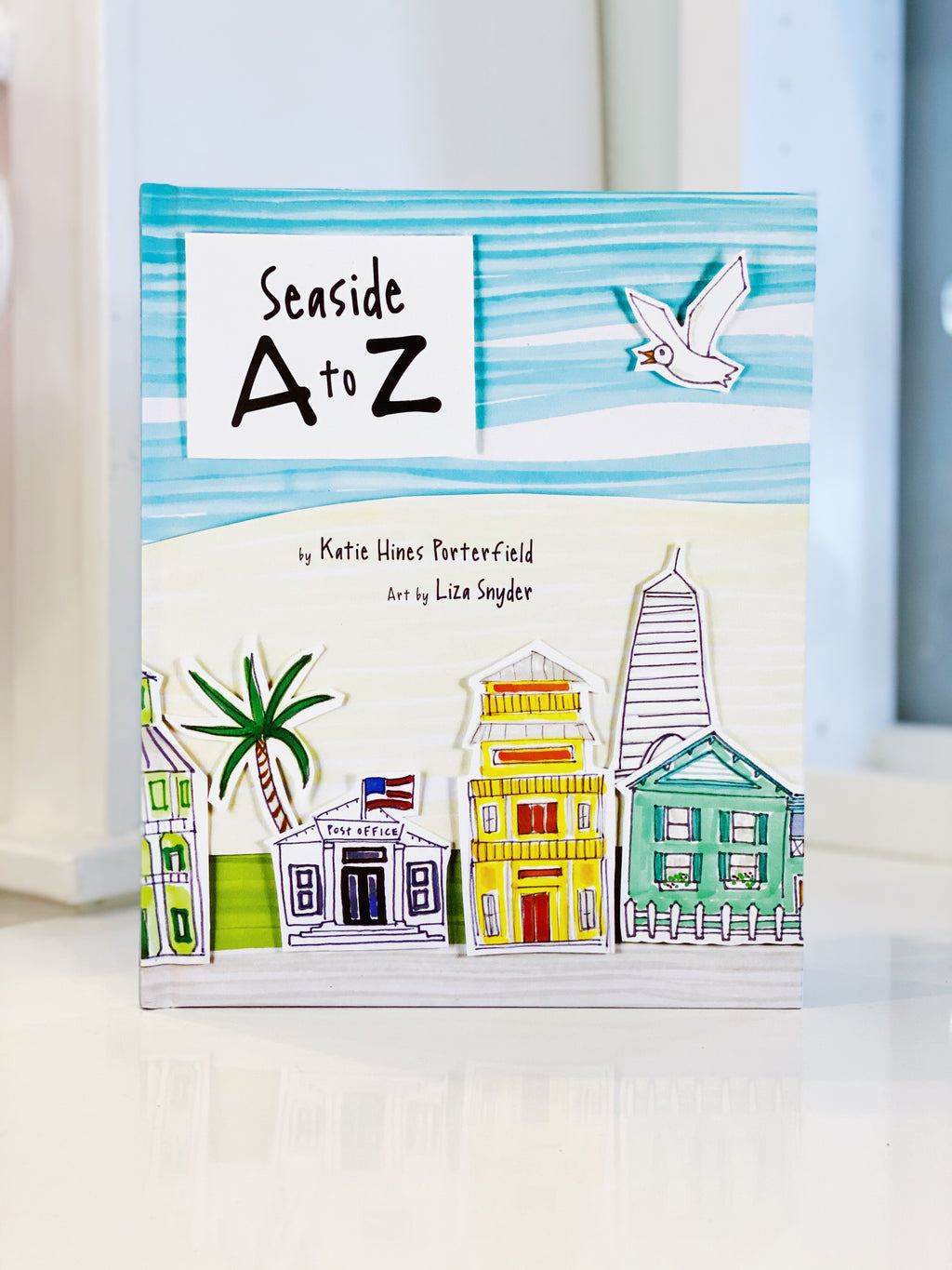 Seaside A to Z Book
