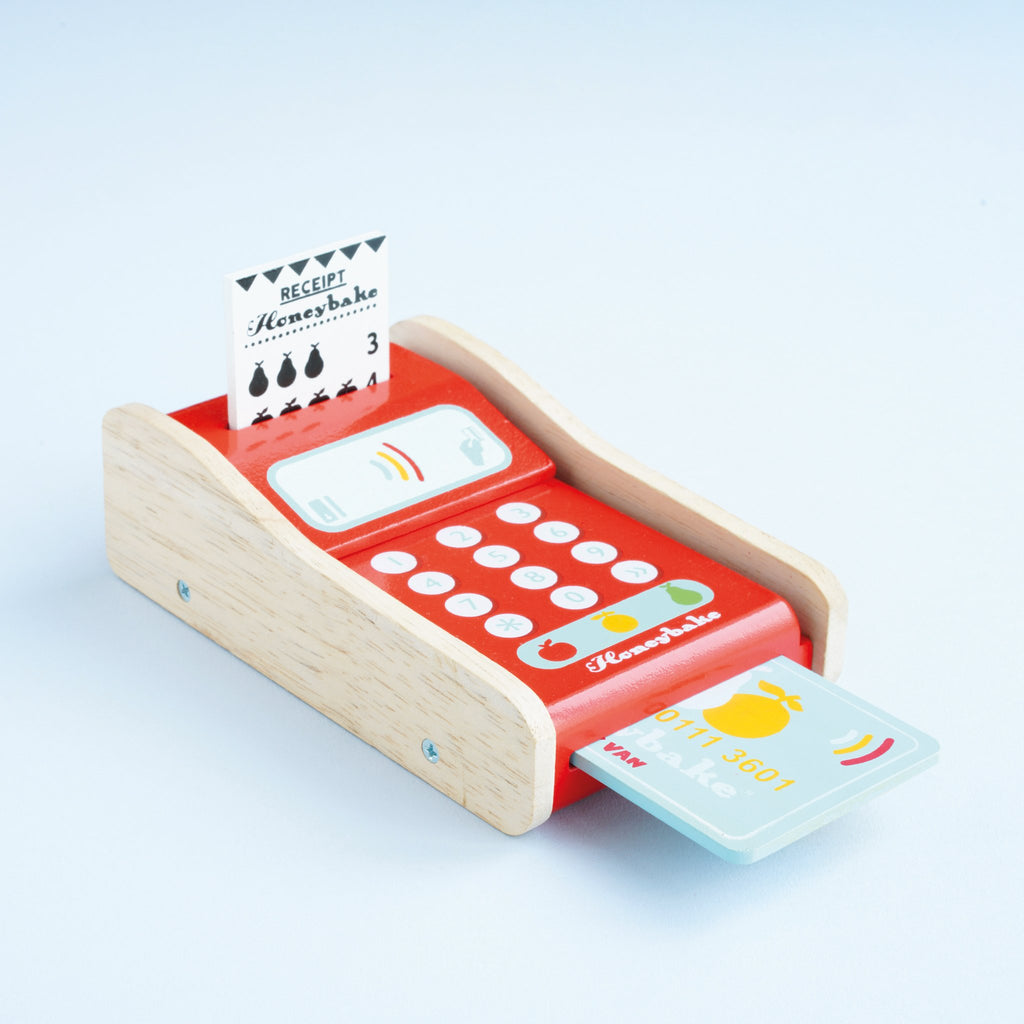 Wooden Card Machine