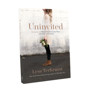 Uninvited Devotion Book