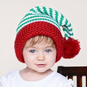Peppermint Twist Beanie