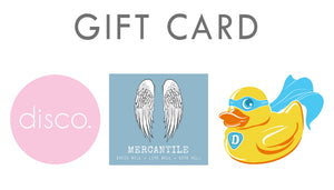 Gift Card - In Store Shopping