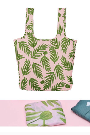 Twist & Shout Reusable Tote Large - Buds
