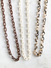 Resin Link Face Mask Chain - (3 Colors)
