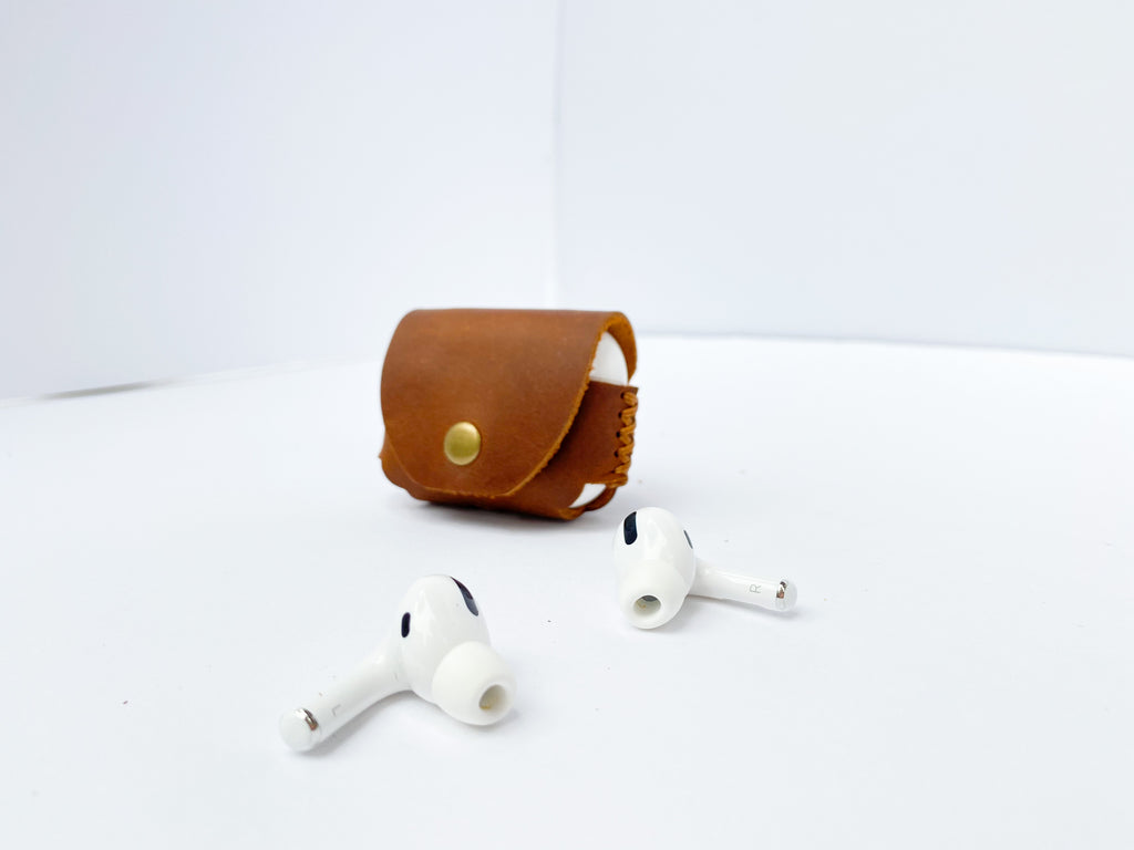 Flint Leather Co. Airpod Pro Case