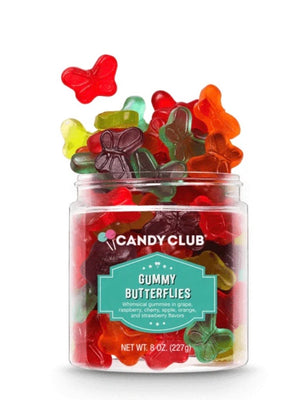 Gummy Butterflies