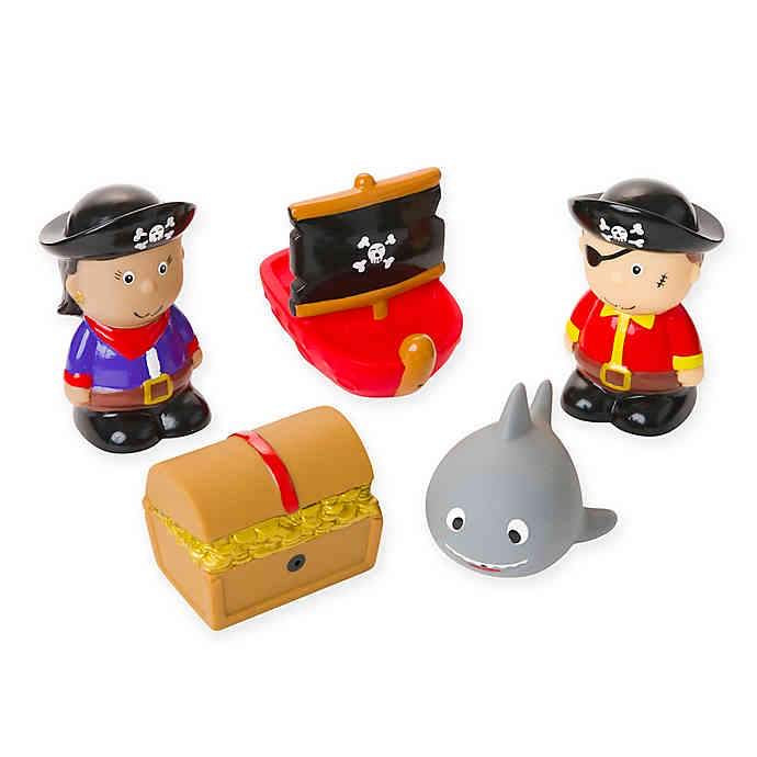 Pirate Party Bath Squirties