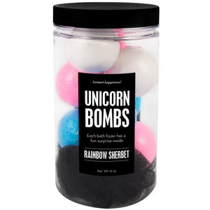 Da Bomb Unicorn Bath Bombs Jar