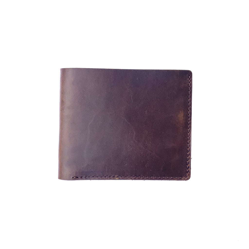 Flint Leather Co. Workmans Wallet