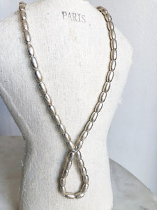 Silver Gather ATB Necklace