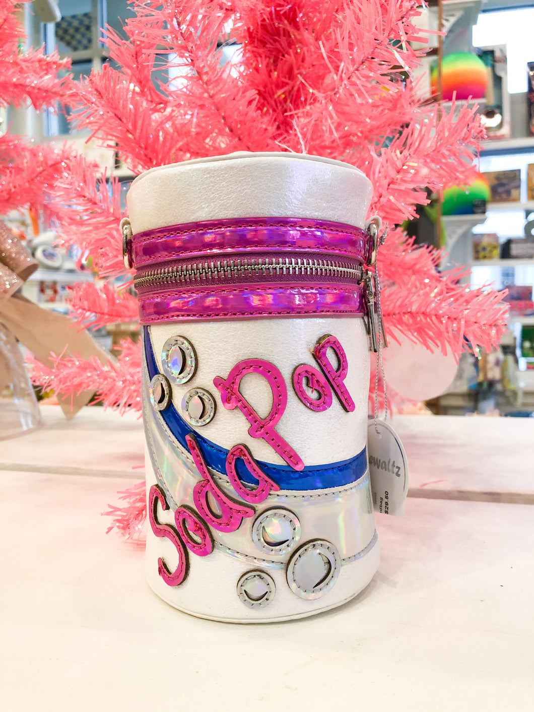 Fizzy Bubble Soda Can Handbag