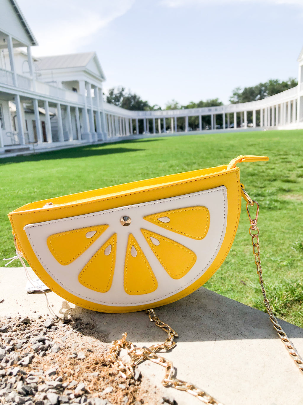 Lemon Handbag