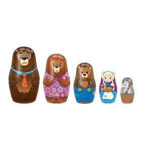 Goldilocks Nesting Doll