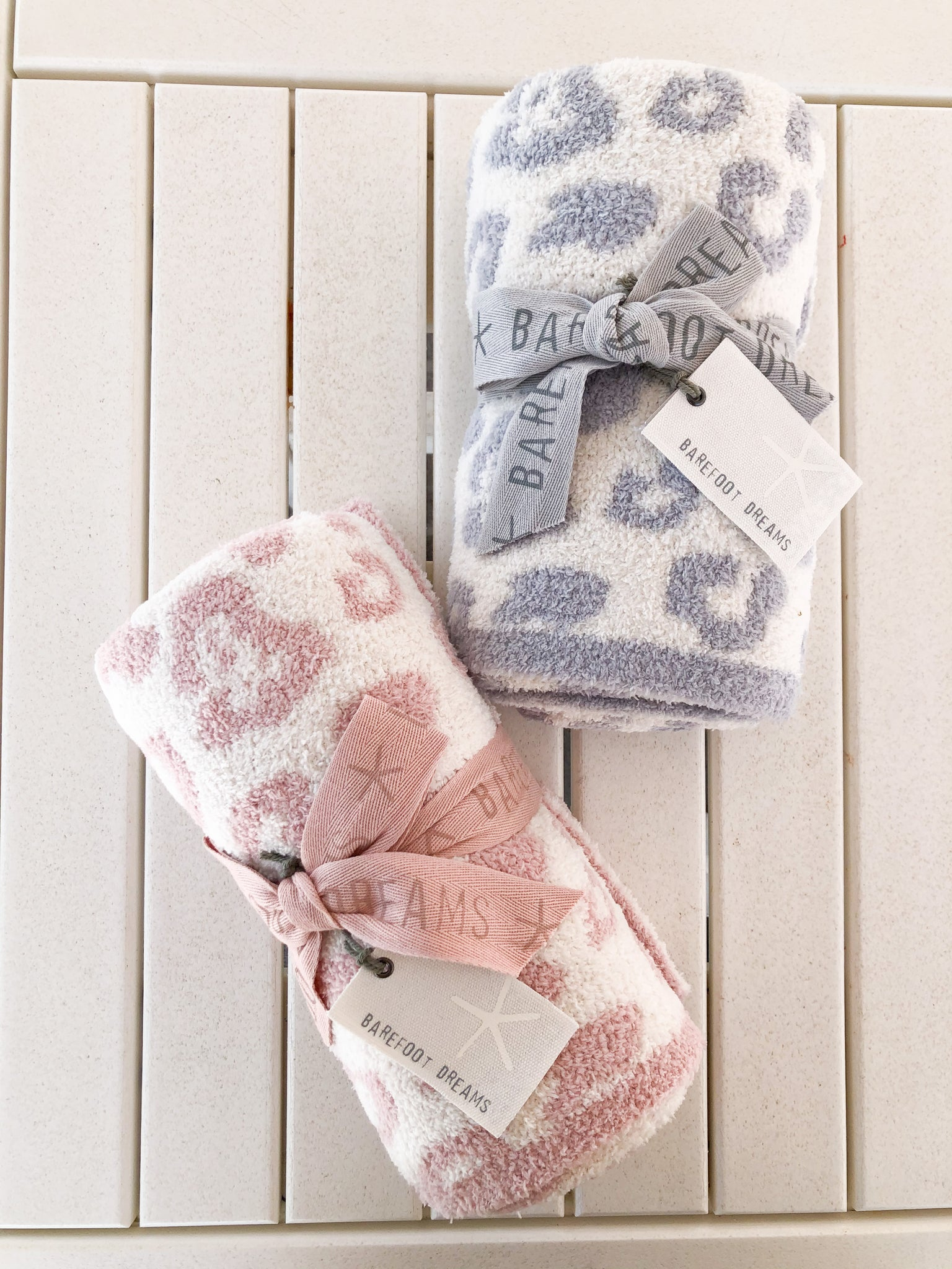 Barefoot Dreams Cozychic Baby Blanket Barefoot In The Wild - Ocean