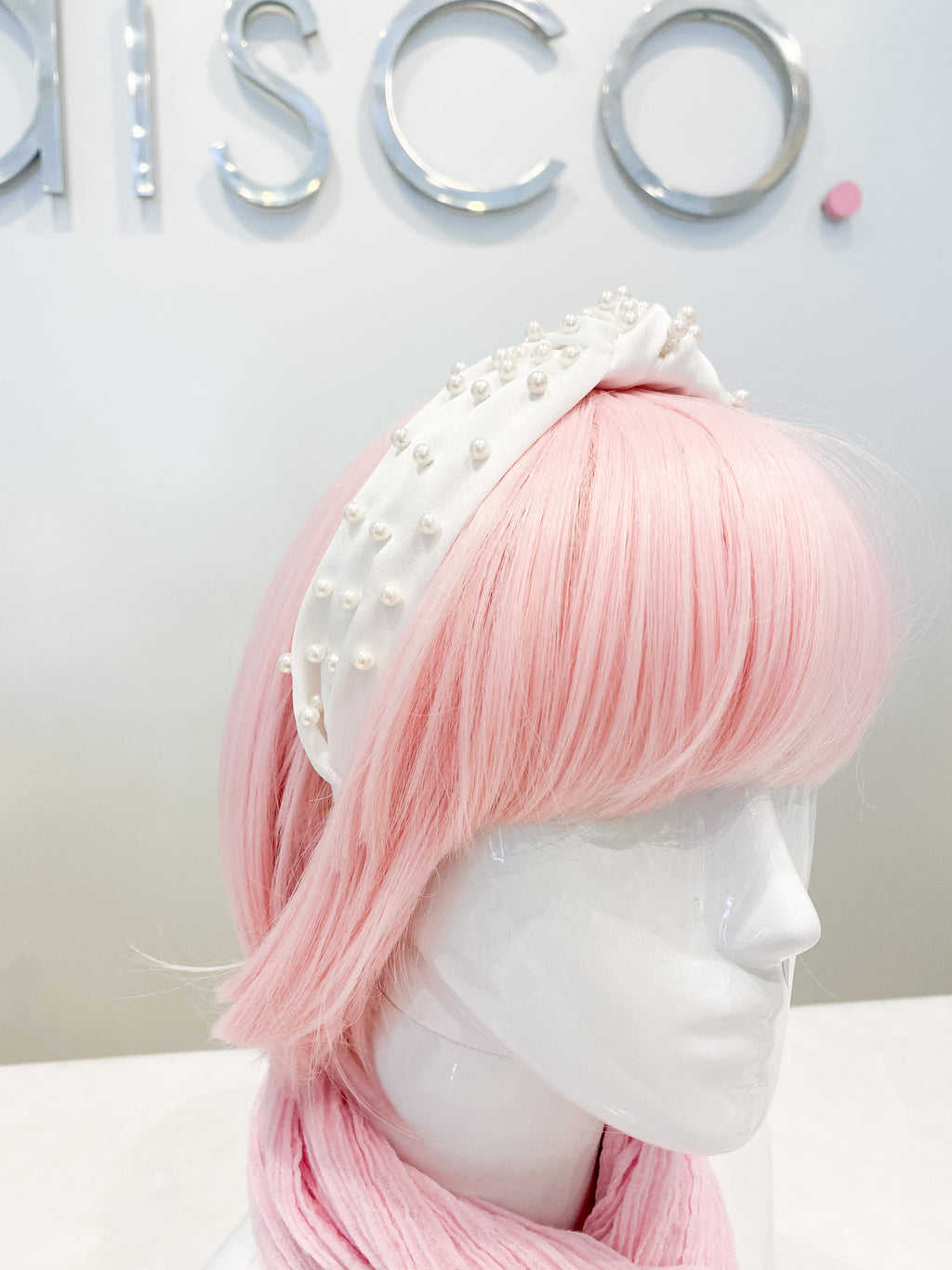 Pearl Headband - (2 Colors)