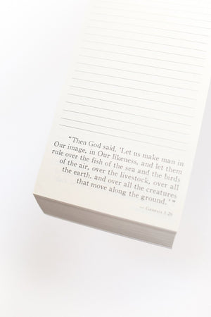 A Bible Verse A Day Note Pad