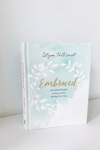 Embraced Devotion Book