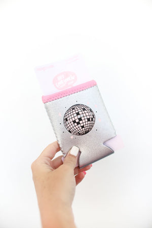 Disco Ball Can Cooler
